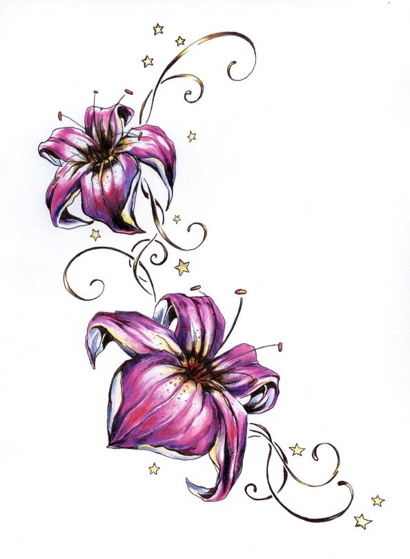 Free Flower Design, Download Free Clip Art, Free Clip Art on Clipart