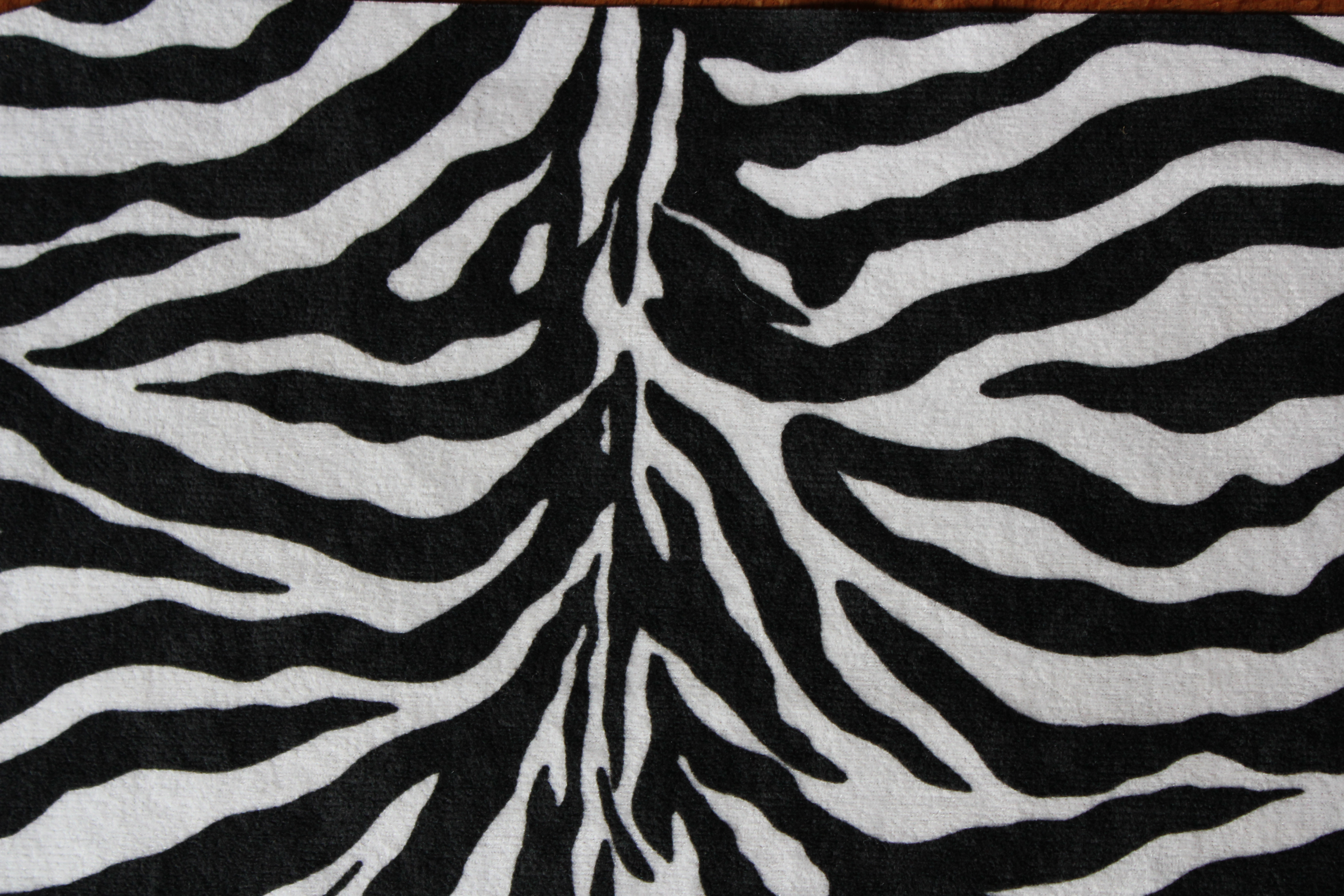 Animal Print Wallpaper For Walls Black And White Zebra Print Micro Suede