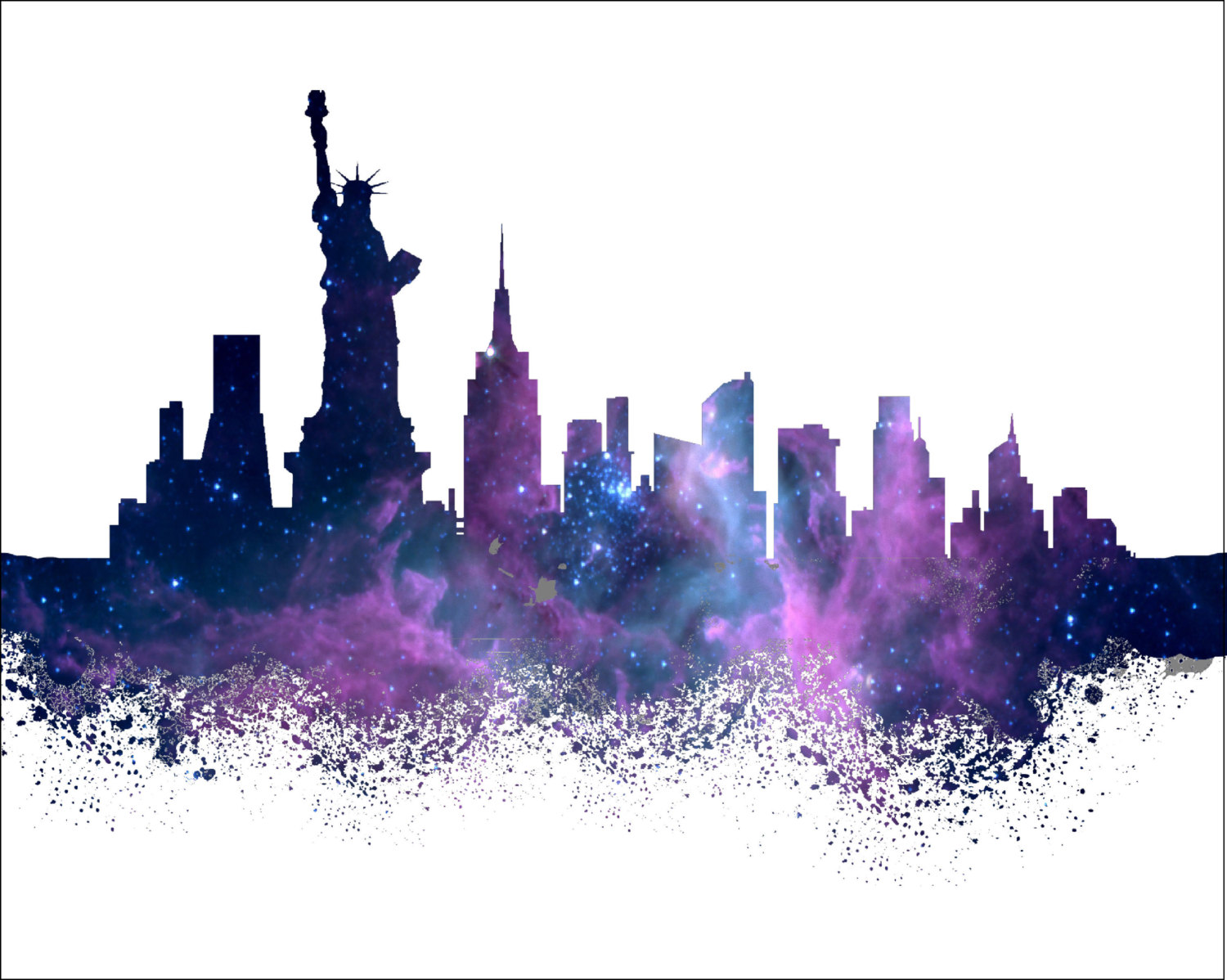 Free New York Silhouette Download Free Clip Art Free