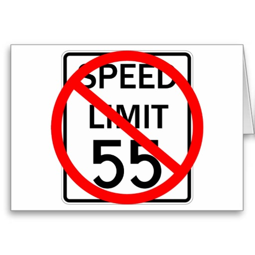 Printable Speed Limit Signs - Clip Art Library