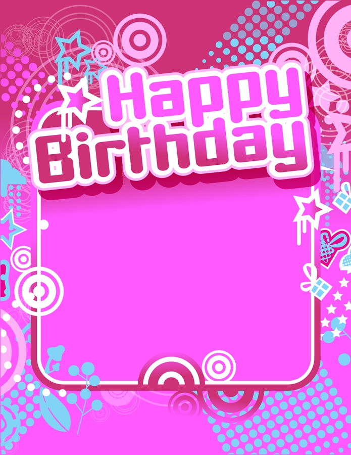 Free Birthday Poster, Download Free Clip Art, Free Clip Art on