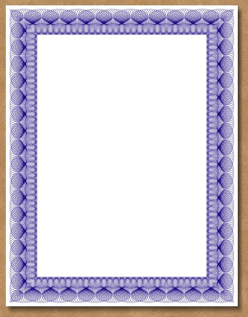 Certificate Border Templates For Word - Clipart library - Clip Art