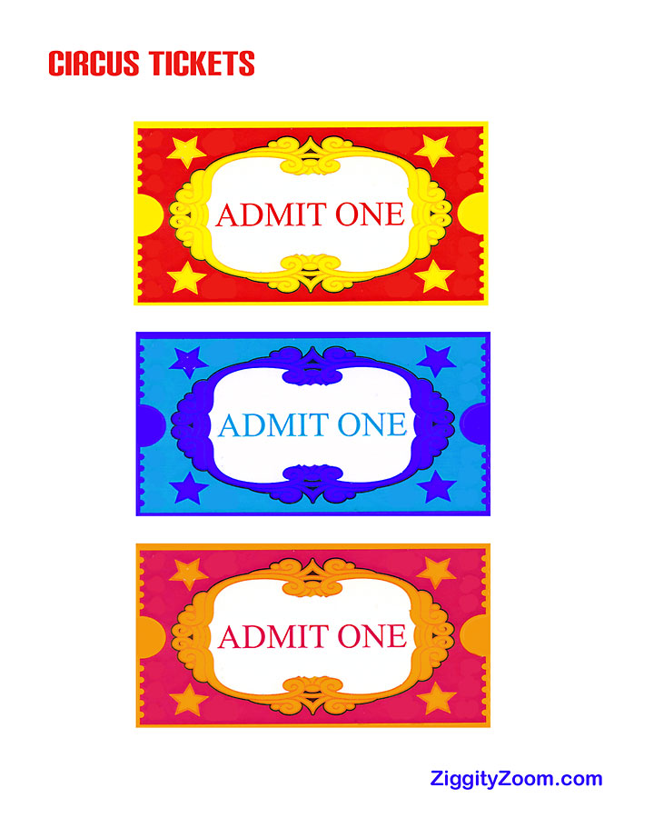 Free Broadway Ticket Template, Download Free Clip Art, Free Clip Art