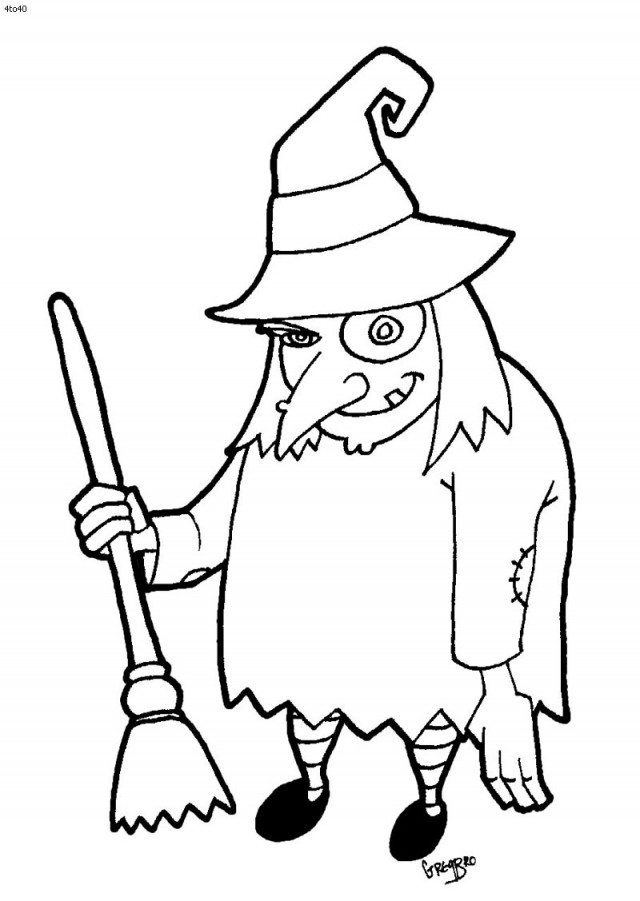 Free Halloween Witch Pictures, Download Free Clip Art, Free Clip Art