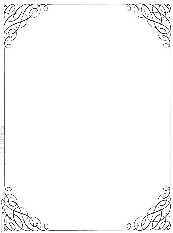 Free Fancy Paper Borders, Download Free Clip Art, Free Clip Art on