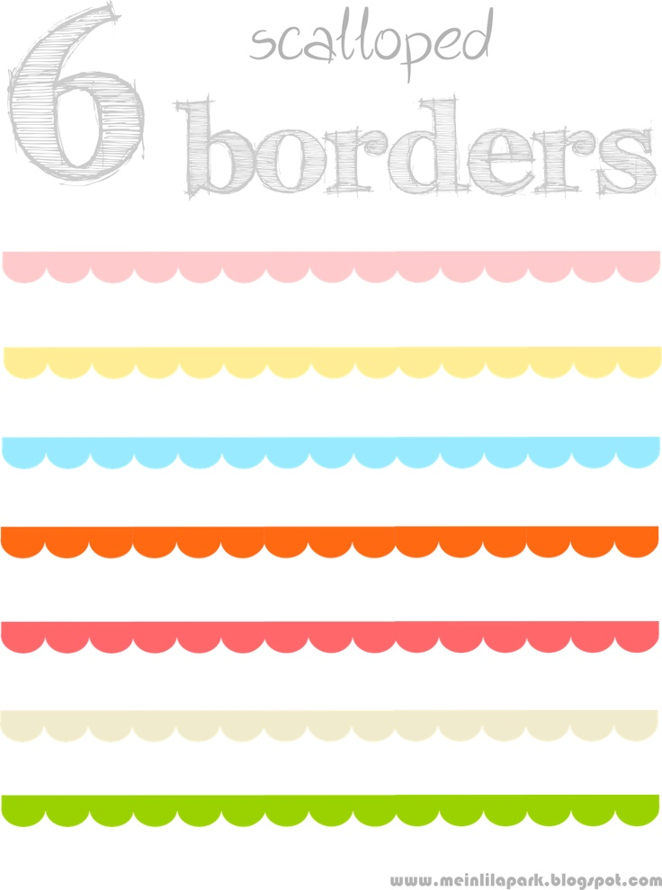 Free Baby Shower Border Paper, Download Free Clip Art, Free Clip Art
