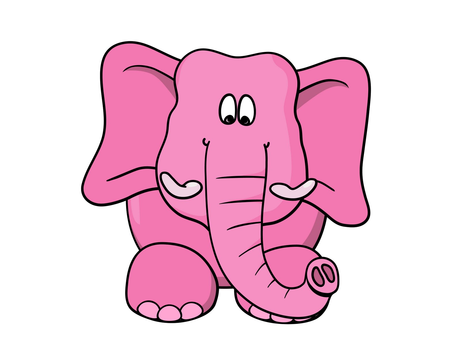 Cute Elephant Cartoon Wallpapers Free Baby Animals Cartoon Pictures Download Free Clip Art