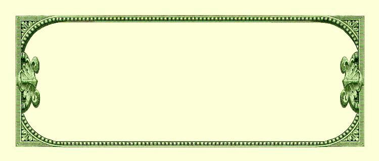Blank Money Template - NextInvitation Templates - Clip Art Library