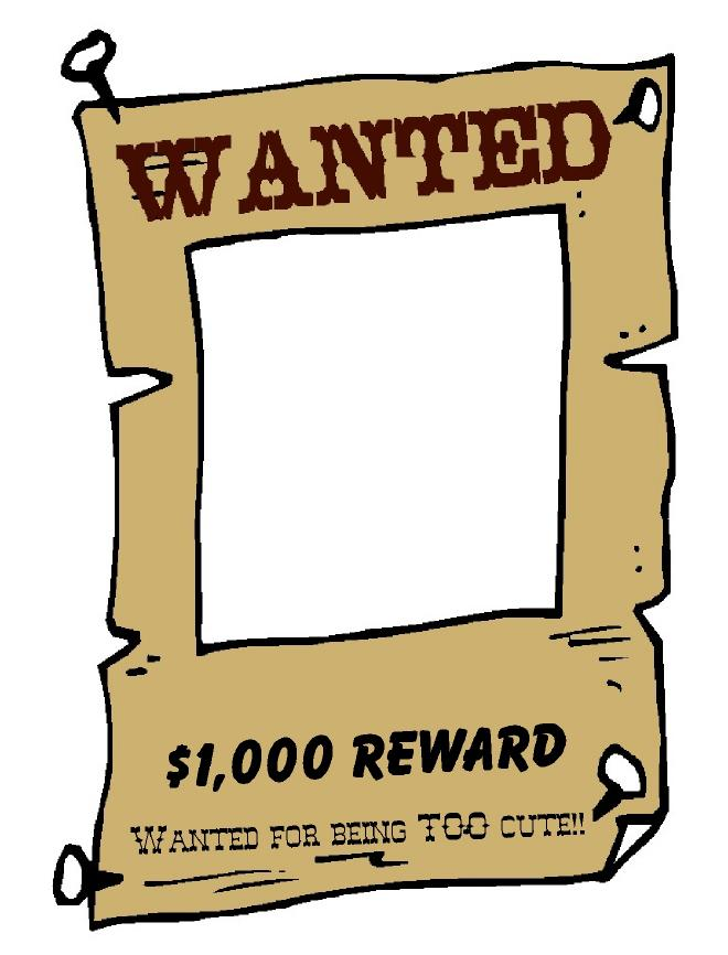 Cowboy Wanted Poster Cake Ideas and Designs - Clip Art Library - free printable wanted poster
