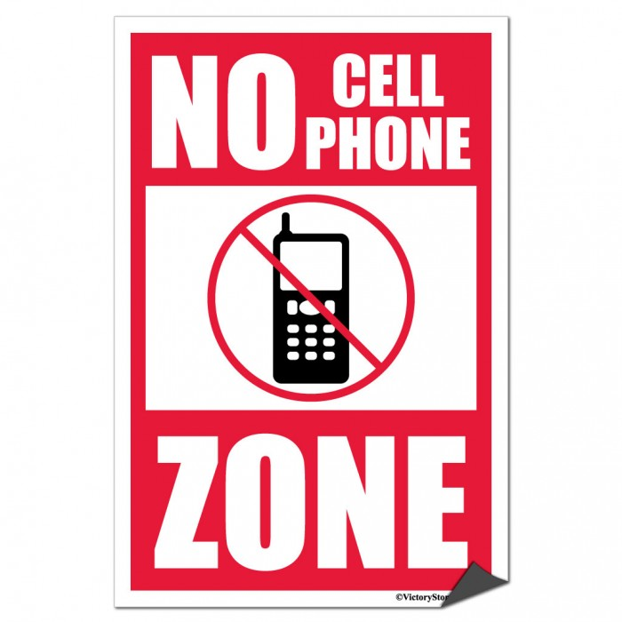 Free Printable No Cell Phone Sign, Download Free Clip Art, Free Clip