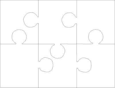 Free Large Puzzle Piece Template, Download Free Clip Art, Free Clip