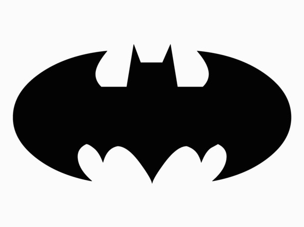 Free Cartoon Printable Batman Logo, Download Free Clip Art, Free