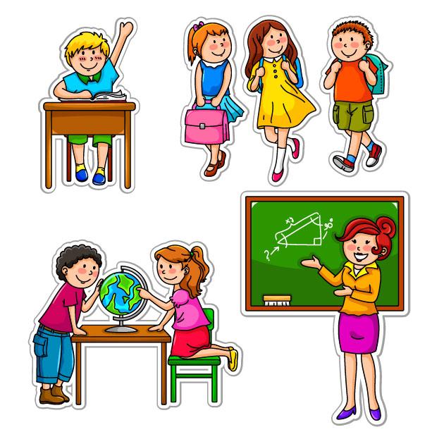 Baby Cartoons Education cartoon - Clip Art Library