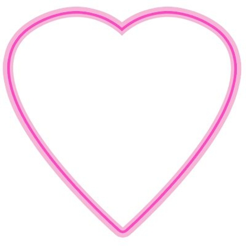 Free Heart Border For Word, Download Free Clip Art, Free Clip Art on