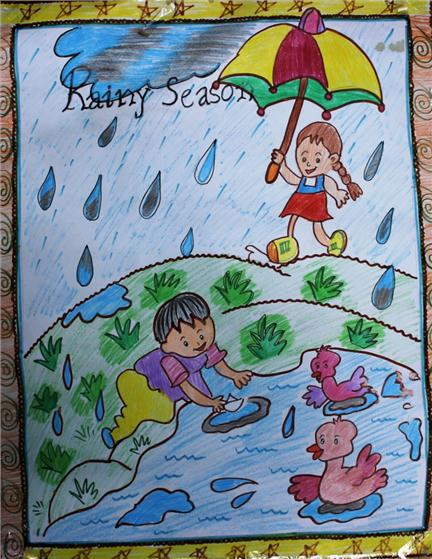 Rainy Day Wallpaper With Quotes In Hindi Free Rainy Season Images For Kids Download Free Clip Art