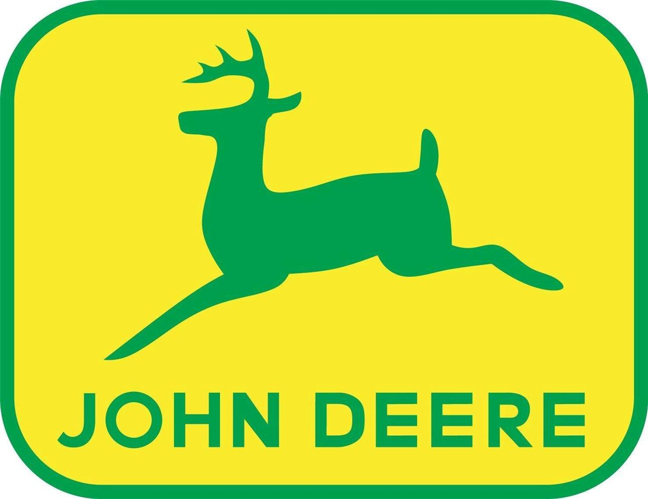 John Deere Wall Decal - Elitflat