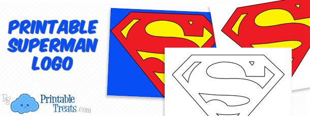 Free Superman Logo Printable Free, Download Free Clip Art, Free Clip