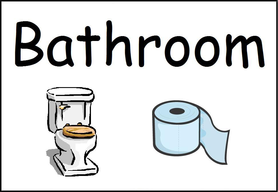 Free Free Printable Bathroom Signs, Download Free Clip Art, Free