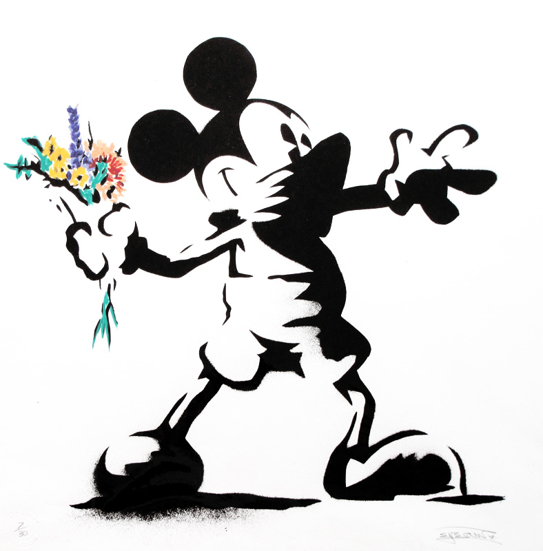 Free Mickey Mouse Stencil, Download Free Clip Art, Free Clip Art on