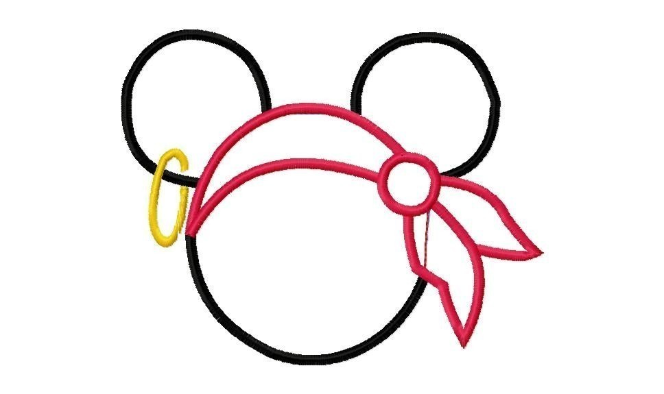 Free Printable Mickey Mouse Ears Template, Download Free Clip Art