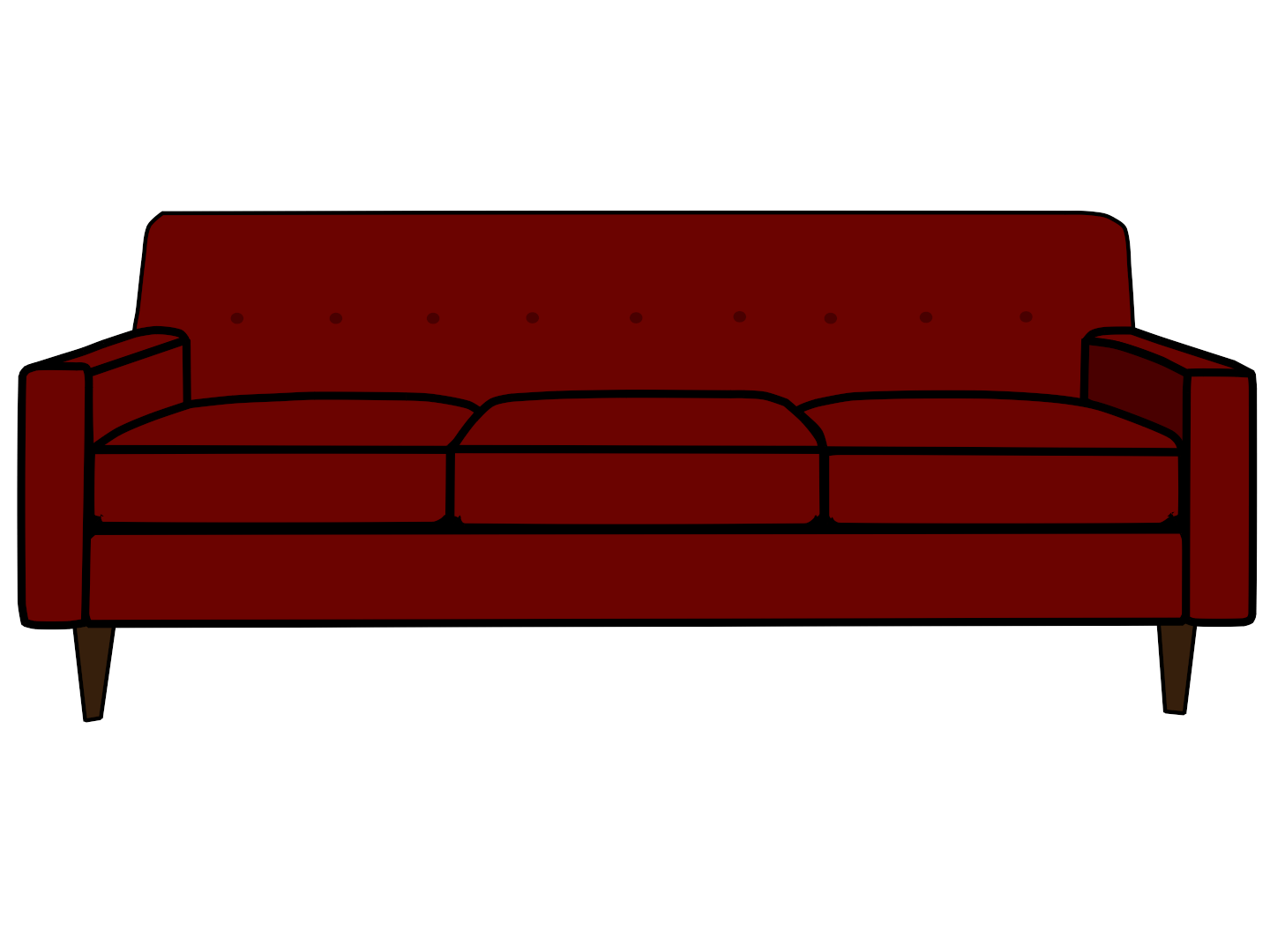 Sofa Set Vector Png Free Couch Images Download Free Clip Art Free Clip Art On