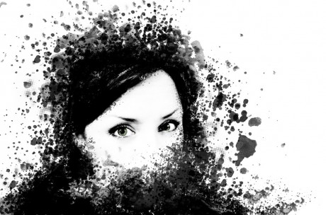 Inspiration Black and White Design is the new Black - Clip Art Library
