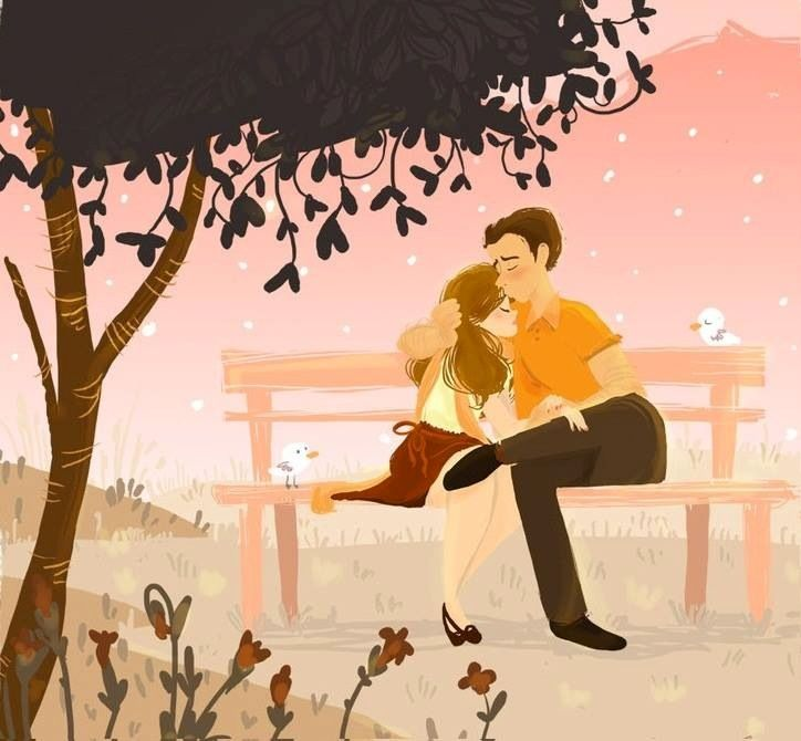 Cute Rustic Fall Wallpapers Free Love Cartoon Couple Download Free Clip Art Free
