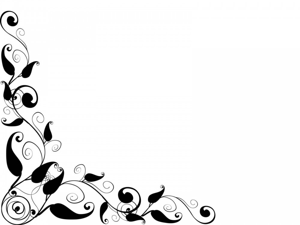 Free Black And White Border Designs, Download Free Clip Art, Free