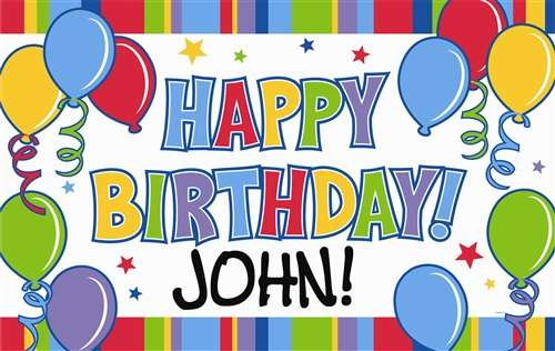 Free Happy Birthday Sign, Download Free Clip Art, Free Clip Art on