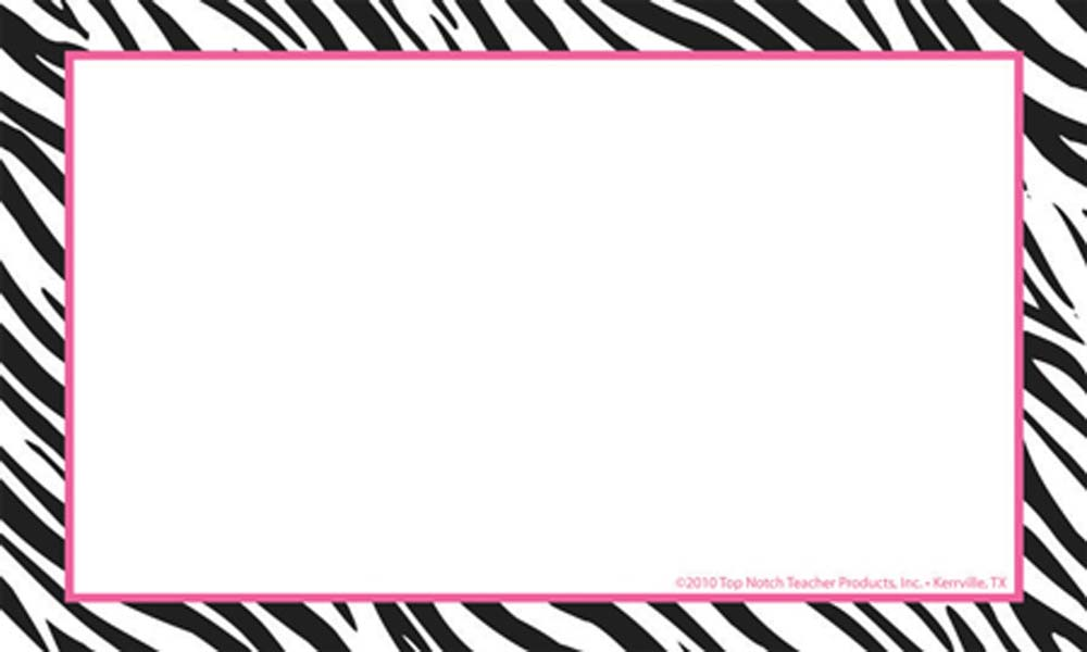Pink Heart Wallpaper Hd Zebra Print Borders Wallpapers And Background