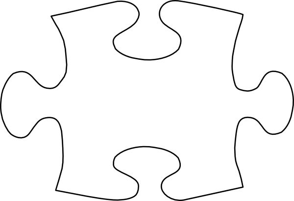 Free Puzzle Piece Template, Download Free Clip Art, Free Clip Art on
