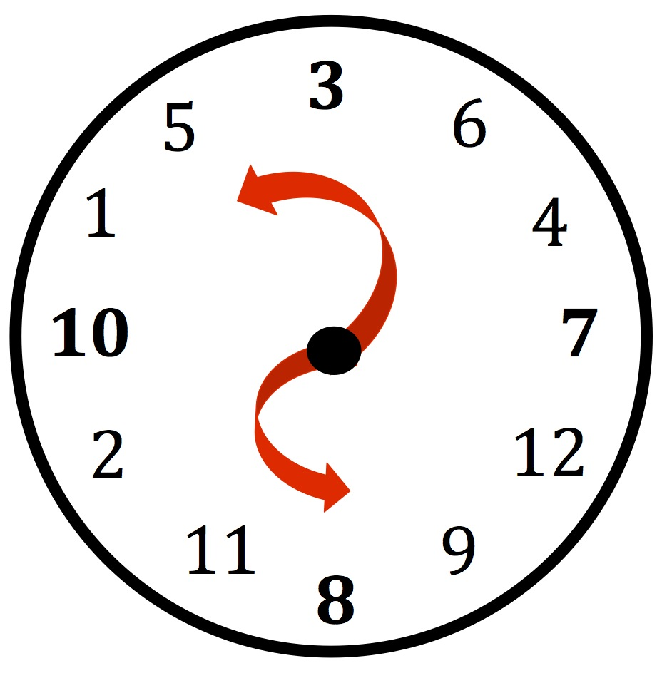 Online Analog Clock Free Analog Clock Without Hands Download Free Clip Art Free Clip
