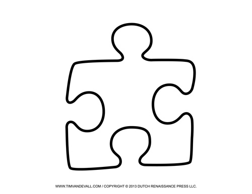 Free Puzzle Piece, Download Free Clip Art, Free Clip Art on Clipart