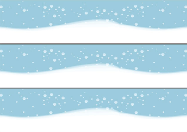 Free Snow Border, Download Free Clip Art, Free Clip Art on Clipart