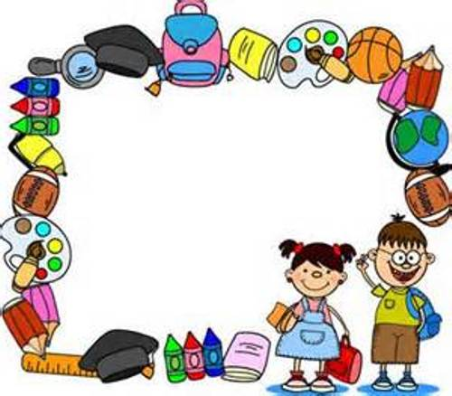 Free School Page Borders, Download Free Clip Art, Free Clip Art on