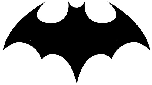 Free Batman Logo Template, Download Free Clip Art, Free Clip Art on