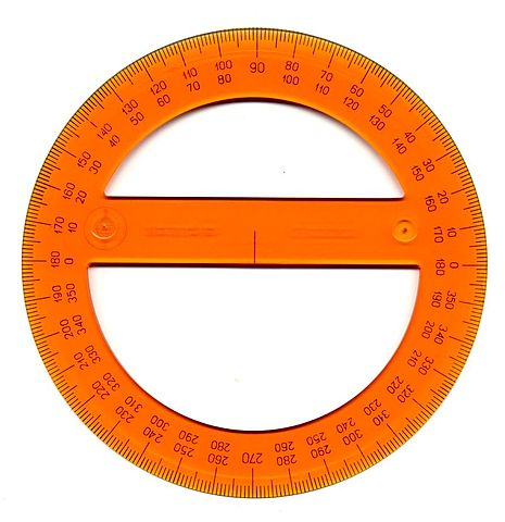 Free Printable Protractor 360, Download Free Clip Art, Free Clip Art