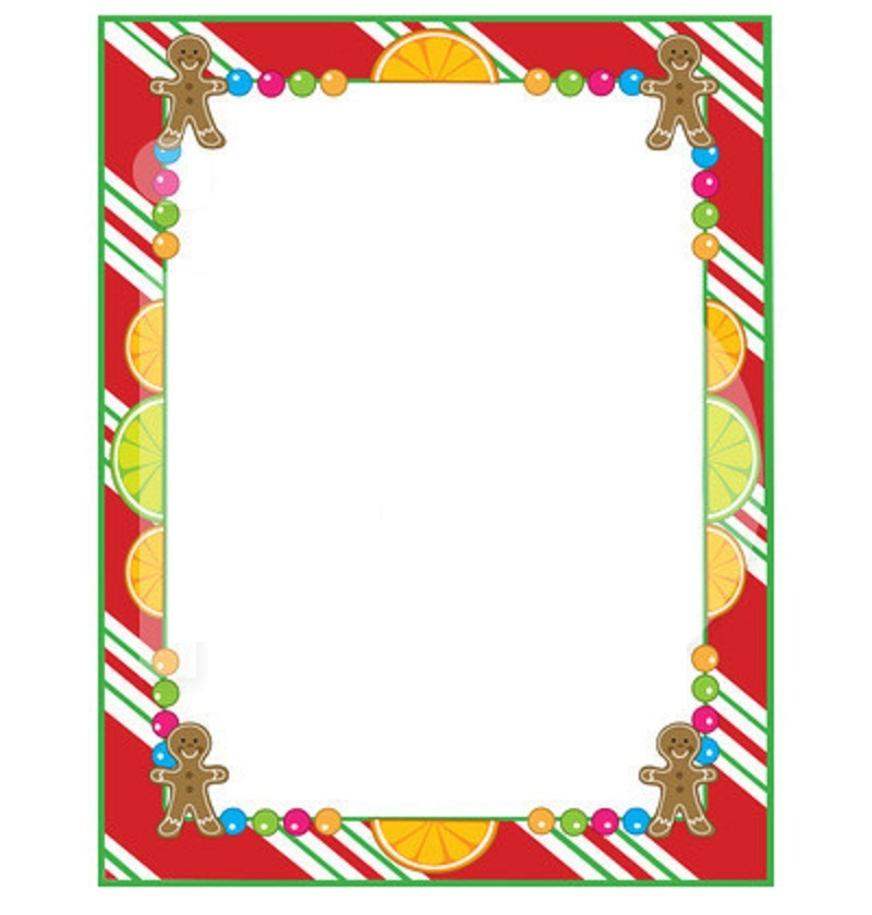 Free Crayon Page Border, Download Free Clip Art, Free Clip Art on