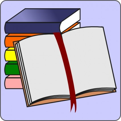 Free Opened Books, Download Free Clip Art, Free Clip Art on Clipart - opened book
