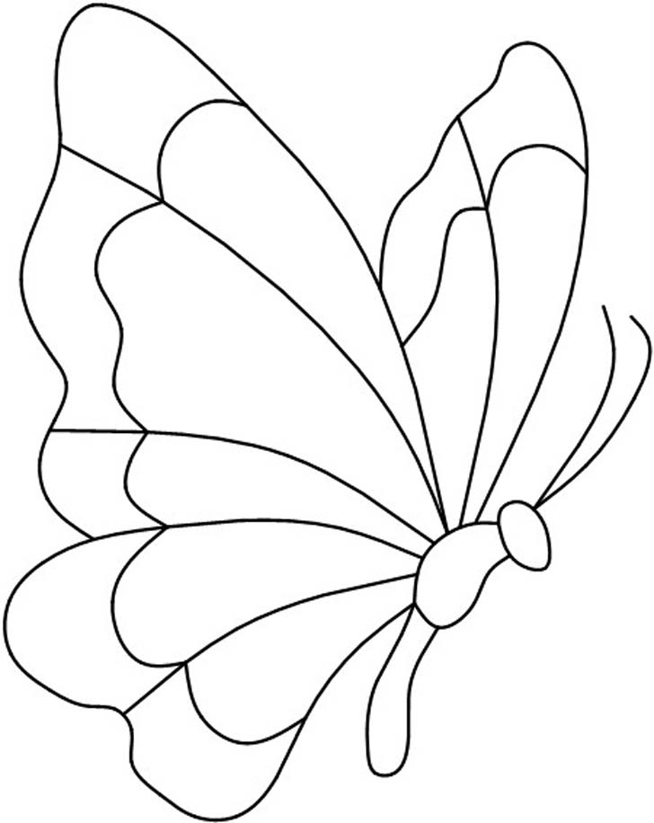 Free Simple Flower Outline, Download Free Clip Art, Free Clip Art on