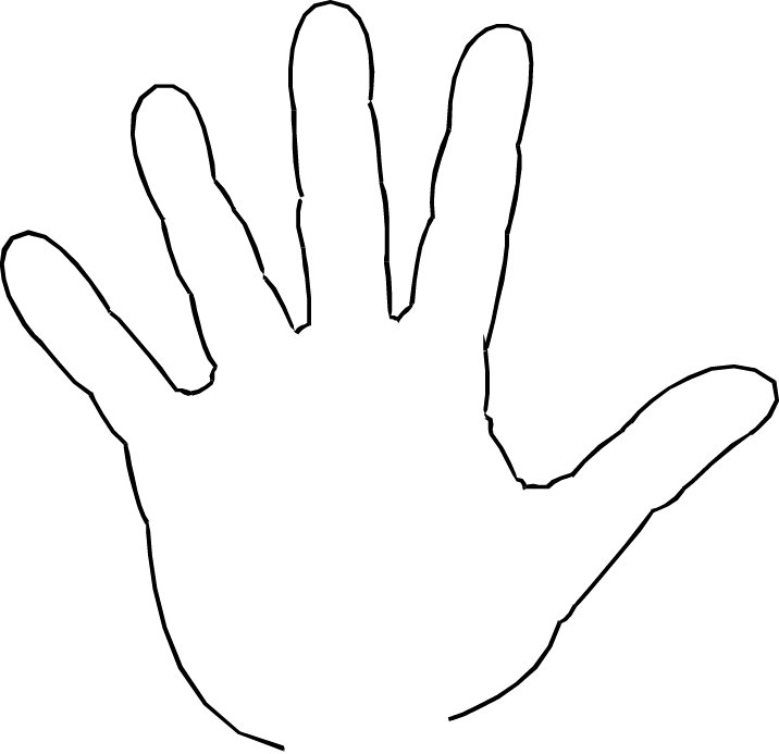Free Printable Hands, Download Free Clip Art, Free Clip Art on