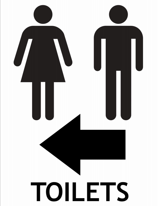 Free Printable Restroom Signs, Download Free Clip Art, Free Clip Art