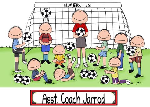 Free Cartoon Children Playing Football, Download Free Clip Art, Free - cartoon children play