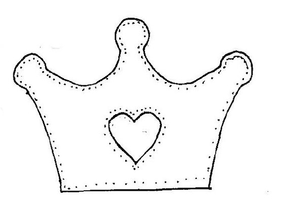Free Crown Template, Download Free Clip Art, Free Clip Art on - crown template