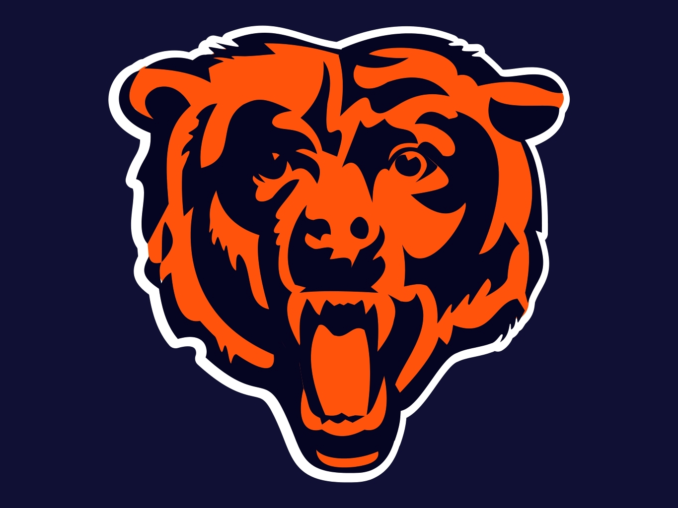 Chicago Bears Hd Wallpaper Free Chicago Bears Logo Download Free Clip Art Free Clip