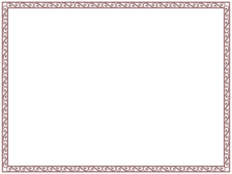 Letter Border Templates Free Natashamillerweb