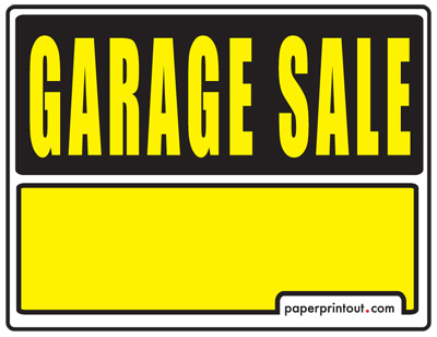 Free Garage Sale Signs, Download Free Clip Art, Free Clip Art on