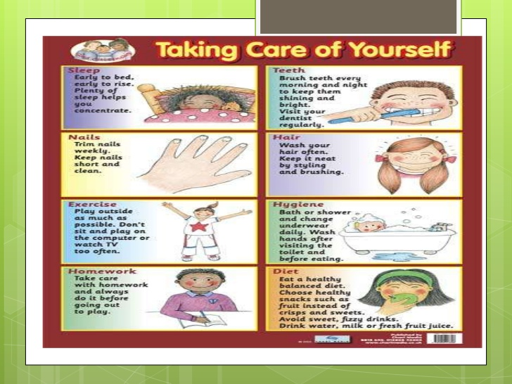 Free Personal Hygiene For Kids Download Free Clip Art