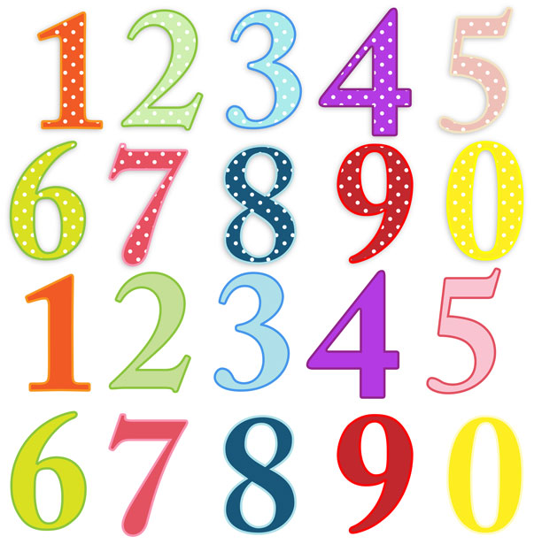 Free Images Numbers, Download Free Clip Art, Free Clip Art on