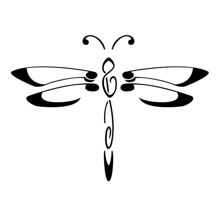 dragonfly stencils printable  dragon dragonfly template